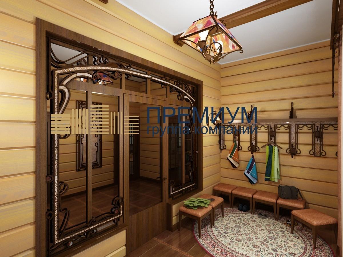 Натяжной потолок в бане S= 6м2